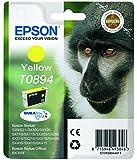 Epson T0894 Cartouche d'encre d'origine 1 x jaune 200 pages