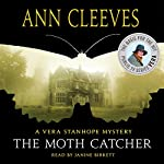 The Moth Catcher: A Vera Stanhope Mystery | Ann Cleeves