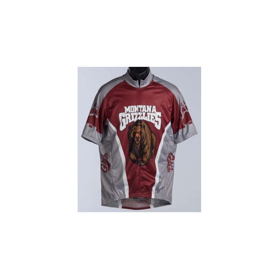 Montana Grizzlies Bike Jersey Memorabilia. on PopScreen 4d80263a3