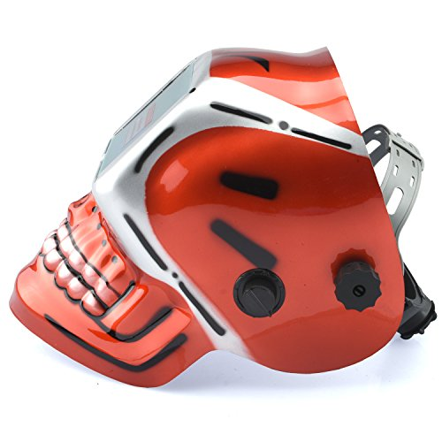Neiko-53932A-Auto-Darkening-TIGMIG-Welding-Helmet-Solar-and-Battery-Powered-with-Red-Skeleton-Design