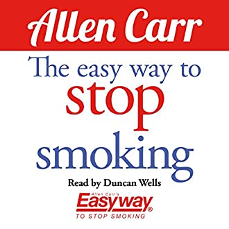 by Allen Carr (Author), Duncan Wells (Narrator), Arcturus Publishing (Publisher)Buy new: $13.90$9.95