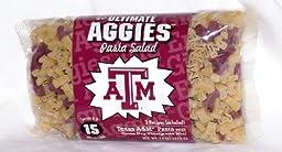 Texas A&M Aggies Pasta Salad + Game Day Vinaigrette Mix 16oz bag serves 6-8