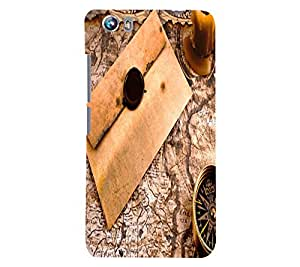 Perfect print back cover for Micromax Canvas Fire 4 A107