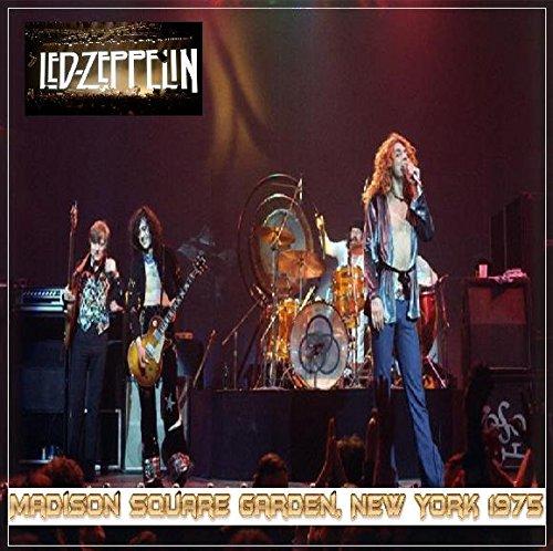 Led Zeppelin - Madison Square Garden,New York 1975 (3Cds)