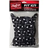 Rawlings Fit Kit For The RPR Series Helmets, Black, One Size Fits All/Black