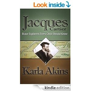 Amazon.com: Jacques Cartier (Brave Explorers Every Child