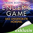 Ender's Game: Das große Spiel (Das ungekürzte Hörspiel) (       ungekürzt) von Orson Scott Card Gesprochen von: Arne Kapfer, Udo Schenk, Vera Teltz