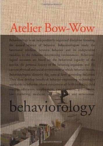 Atelier Bow-Wow /Anglais
