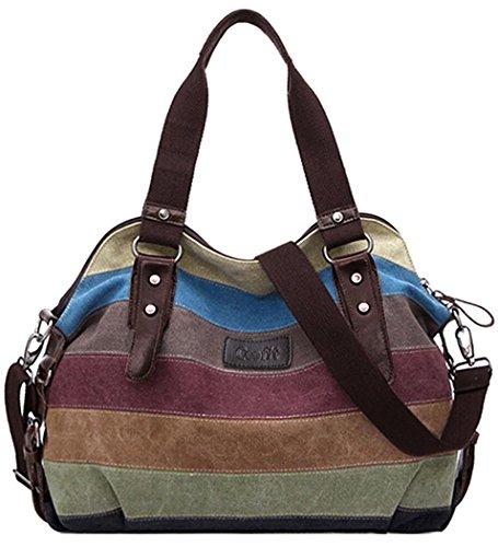 coofitr-multi-color-striped-canvas-totes-handbag-womens-hobos-and-shoulder-bags
