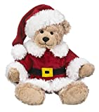 Santa Bear- Keepsake Holiday Teddy Bear