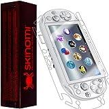 Sony PS Vita Screen Protector (PCH-2000)(Full Coverage Full Body Skin), Skinomi® TechSkin - Lifetime Warranty...