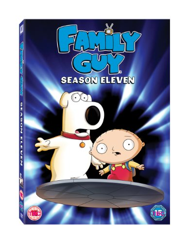 Family Guy – Season 11 [DVD]