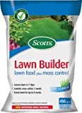 Scotts Lawn Builder 400 sq m Lawn Food plus Moss Control Bag