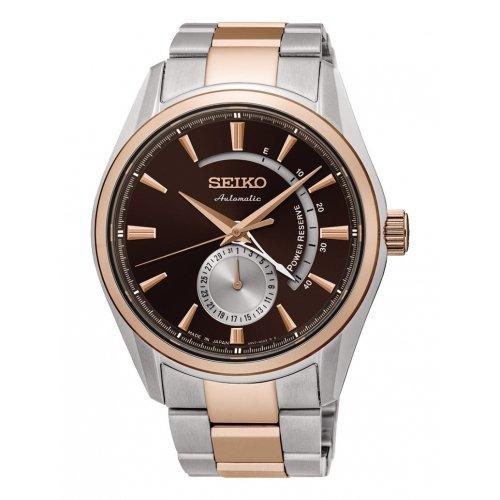 seiko-steel-bicolor-hommes-presage-ssa308j1-indicateur-de-reserve