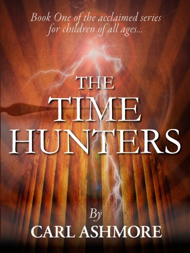 Kids on Fire: Free Excerpt From Middle-Grade Fantasy The Time Hunters