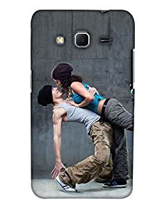 Print Haat Back Cover for Samsung Galaxy Core Prime (Multi-Color)