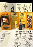 Jagua Gel 20ml Kit Over 150 Designs! Ready To Use (No Mixing) Support Non Profit