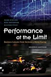 img - for Performance at the Limit: Business Lessons from Formula 1 Motor Racing by Mark Jenkins (23-Apr-2009) Hardcover book / textbook / text book