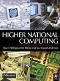 Higher National Computing (0750652306) by Hellingsworth, Bruce