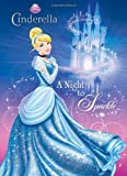 A Night to Sparkle (Disney Princess) (Deluxe Coloring Book)