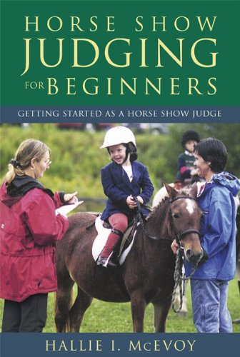 Horse Show Judging for Beginners: Getting Started as a ...