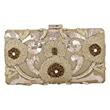 Arti J. Women's Clutch (Gold)