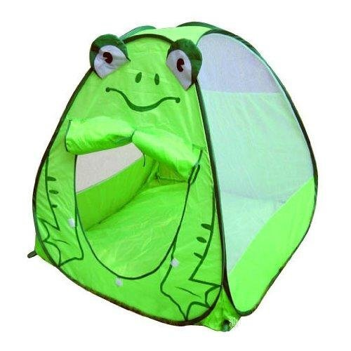Green Frog Design Funny Game Tent Play Castle Suitable For Outdoor/Indoor-Baby Games Paradise