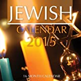 img - for Jewish Calendar 2015: 16 Month Calendar book / textbook / text book
