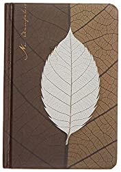 Nightingale Shades Pocket Address Book - Palm, 128 Pages