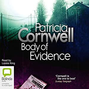 Body of Evidence Audiobook