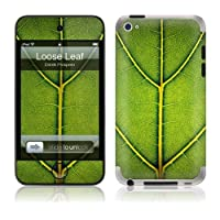 GelaSkins Protective Skin for iPod Touch 4G - Loose Leaf