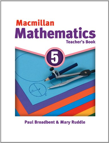 Macmillan Mathematics 5: Teacher's Book