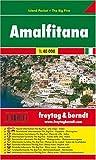 Freytag Berndt Autokarten, Amalfitana 1:40.000, Island Pocket + The Big Five (freytag & berndt Auto + Freizeitkarten)