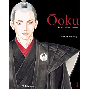 cover art for OOKU vol. 1