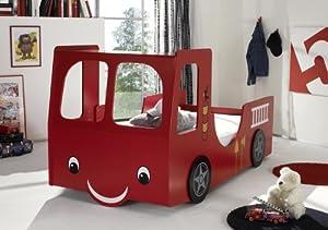 ROLLER Feuerwehrauto-Bett HEAT Schlafzimmer Schlafen