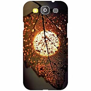 Samsung Galaxy S3 Neo - Funky Matte Finish Phone Cover