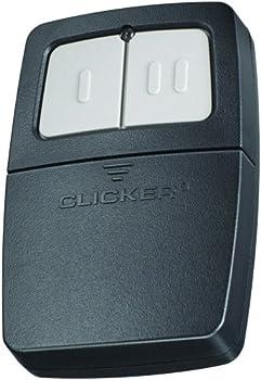 Clicker 2-Button Garage Door Remote