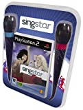SingStar: Rock Ballads with 2 Microphones (PS2)