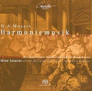 Harmoniemusiken nach Mozarts späten Opern