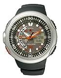 CITIZEN (シチズン) 腕時計 PROMASTER プロマスター アクアランド Eco-Drive エコ・ドライブ U100 ダイバーズウォッチ PMV65-2221 メンズ