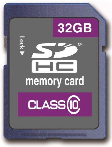 Memzi 32 GB Class 10 20MB/s SDHC
