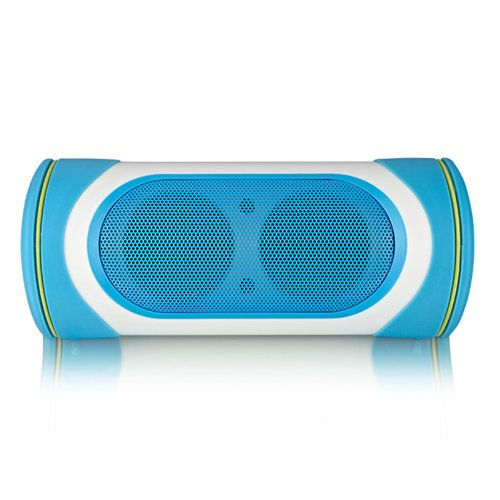 PDXSun EARSON NFC Speaker Outdoor Shockproof Wireless Bluetooth Magic Pillow Speaker-Blue Health