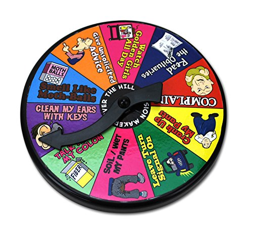 BigMouth Inc Over The Hill Decision Maker Toy - 1