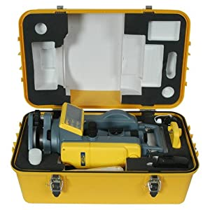 Spectra Precision DET-2 Digital Electronic Theodolite by Spectra Precision (Color: Yellow)