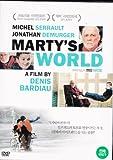 'Le Monde De Marty' a.k.a. 'Marty's World' (2000) All Region DVD (Region 1,2,3,4,5,6 Compatible). A film by Denis Bardiau, starring Michel Serrault, Jonathan Demurger...