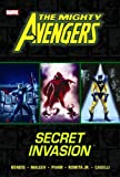 img - for Mighty Avengers: Secret Invasion book / textbook / text book