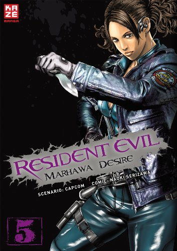 Resident Evil - Marhawa Desire, Band 5