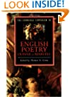 The Cambridge Companion to English Poetry, Donne to Marvell (Cambridge Companions to Literature)