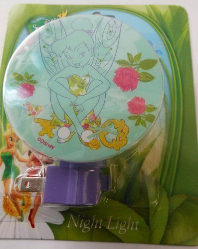Disney Fairies Night Light (Tinkerbell and the Key) - 1
