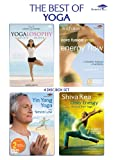 The Best of Yoga - featuring Shiva Rea, Mandy Ingber, Simon Low [DVD]
